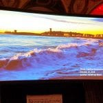 Slideshow shows a sunrise at Winthrop Beach.