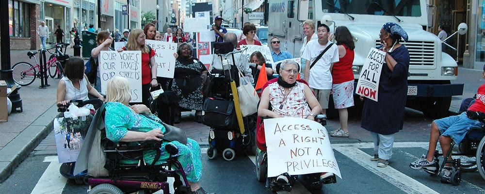 Access March