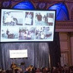 Slideshow presentation displays various photos of people with disabilities rallying for equality.